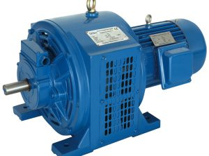 Electromagnetic Adjustable Speed Motor