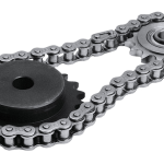 Sprocket & Roller Chain